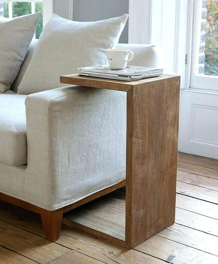 How To Build Bedside Table Unusual Side Tables Side Table Bedside Tables Bedside Table Ideas Bedside Mesmerizing Diy Sofa Table Living Room Side Table Diy Sofa