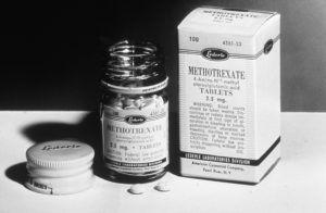 Methotrexate Has Negative Side Effects on Rheumatoid Arthritis