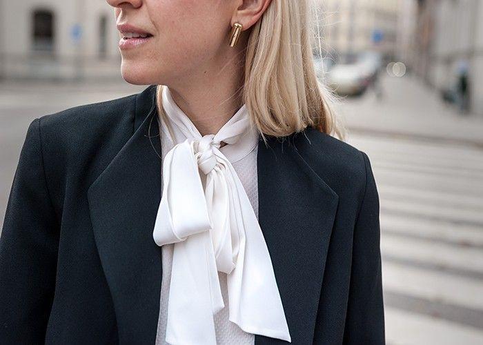 Emilia de Poret blouse