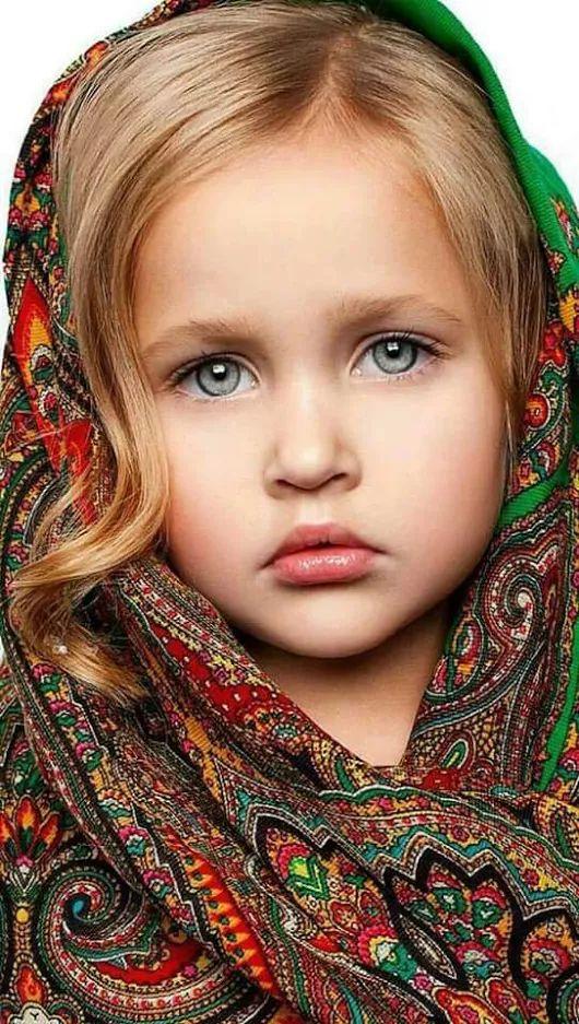 Zdjęcie | Детские портреты, Детские лица, Красивые дети
