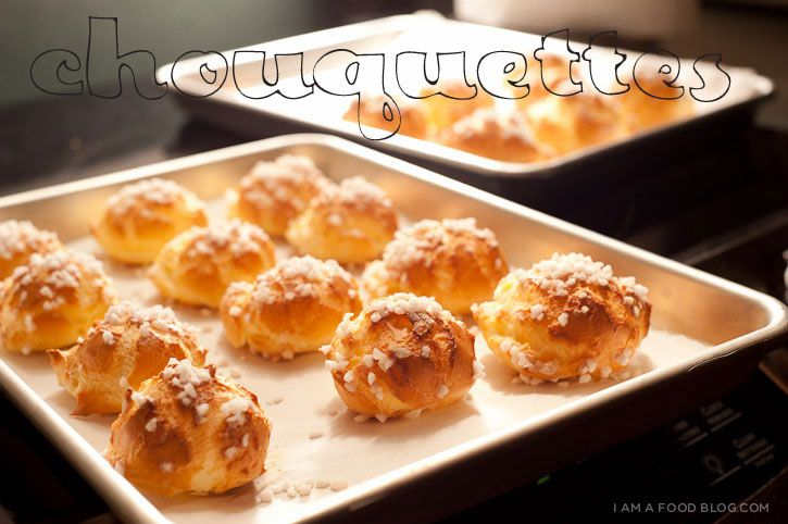 Chouquettes: Chouquett Yummm, Iamfoodblog Com, Recipes Pastries, Chouquette 3 2, Food Blog, Choquett Recipes, Sweet Desserts, Chouquett 3 2, Chouquett Recipes