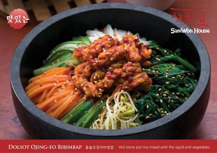 No. 1 Korean Bibimbap In Town