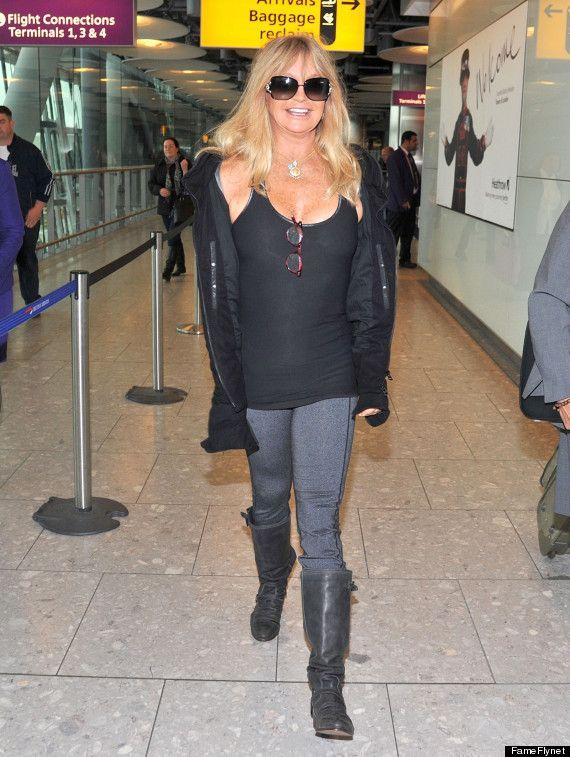Goldie Hawn age 67 (May, 2013)
