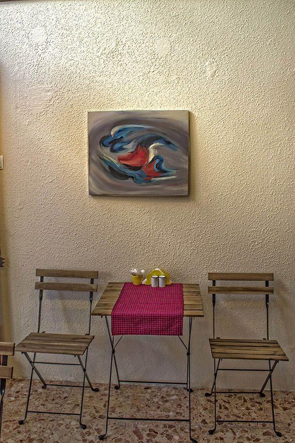 Zeze Cafe - Antalya cafeler . Bir an.