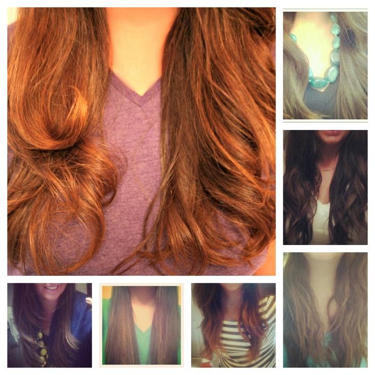 Gah! So helpful! ::Ask Elle: How To Stop Hair Breakage