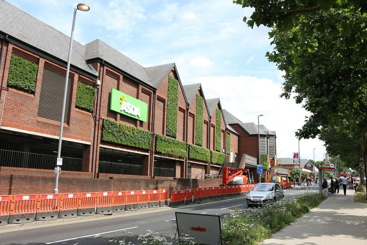 ANS Global, one of the world's leading providers of living walls and roofs for commercial and residential buildings, has been working in collaboration with Waltham Forest Council to deliver a healthier environment for residents of Walthamstow.