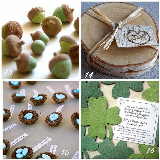 Rustic Woodsy Wedding Ideas: Woodsy Forest Wedding Favors Rustic Wedding Favors Wood