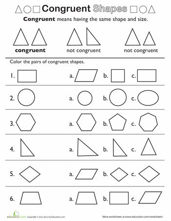 Printables First Grade Sides And Angles Worksheet 1000 images about primary geometry on pinterest anchor charts worksheets shape basics congruent shapes