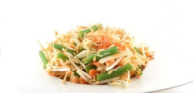 Het urap recept Over urap Urap (soms gespeld als urab of in de meervoudsvorm urap-urap) is een saladeschotel van gestoomde groenten vermengd met gekruide geraspte kokos als dressing. Het wordt vaak gemaakt in de Indonesische keuken. Urap wordt vaak als een vegetarische maaltijdsalade gegeten of als bijgerecht. Urap krijg je ook vaak als bijgerecht geserveerd bij Javaanse Tumpeng.