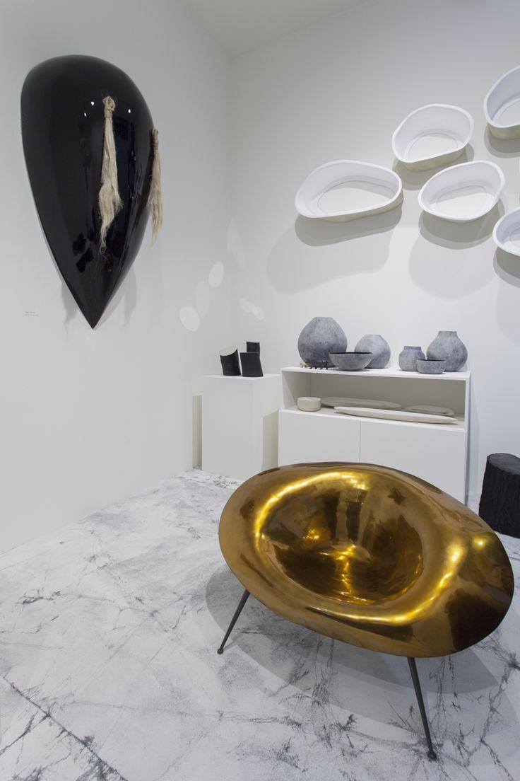 Imperfettolab stand at Maison et Objet Paris 2016 italian design minimalistic photography @marekswoboda art furniture