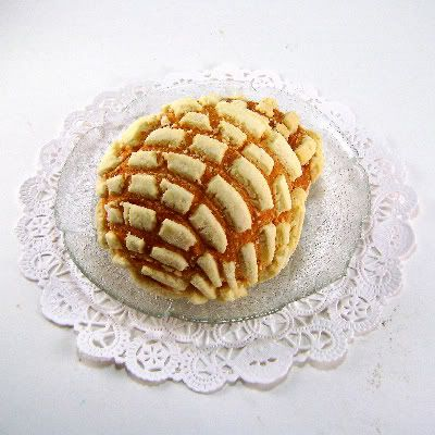 Conchas (Mexican Shell-Shaped Sweet Rolls) Recipe