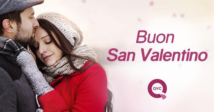 Tanti auguri da #QVCItalia! #sanvalentino #valentinesday