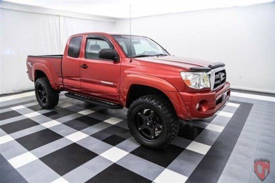 cars for sale 2005 toyota tacoma 4x4 access cab in hickory nc 28601 truck details 405023825. Black Bedroom Furniture Sets. Home Design Ideas