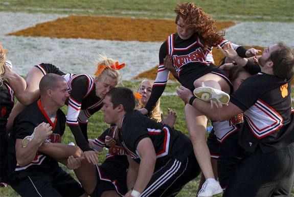 19 Cheerleaders Who May Not Make The Team Next Year