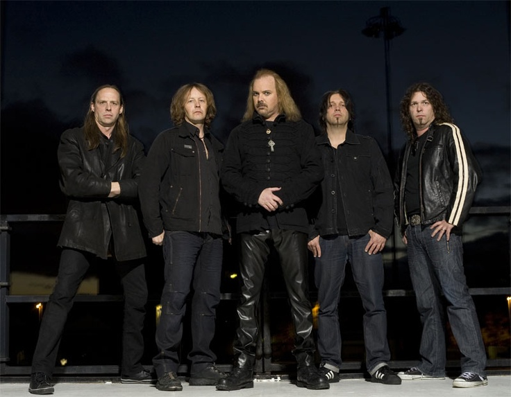 Candlemass, the band with vocalist, Robert Lowe