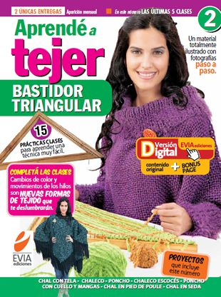 Bastidor Triangular 2 descarga esta Revista Digital en www.eviadigital.com