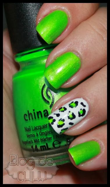 love the lime green color and the design so cool