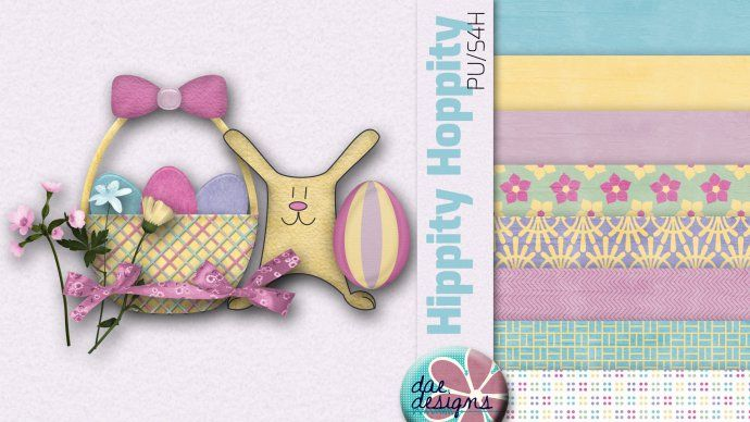 Hippity Hoppity by Dae Designs