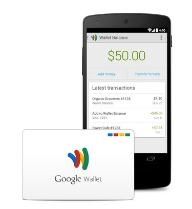 Physical Google Wallet Card launches; drain your balance without NFC | Ars Technica