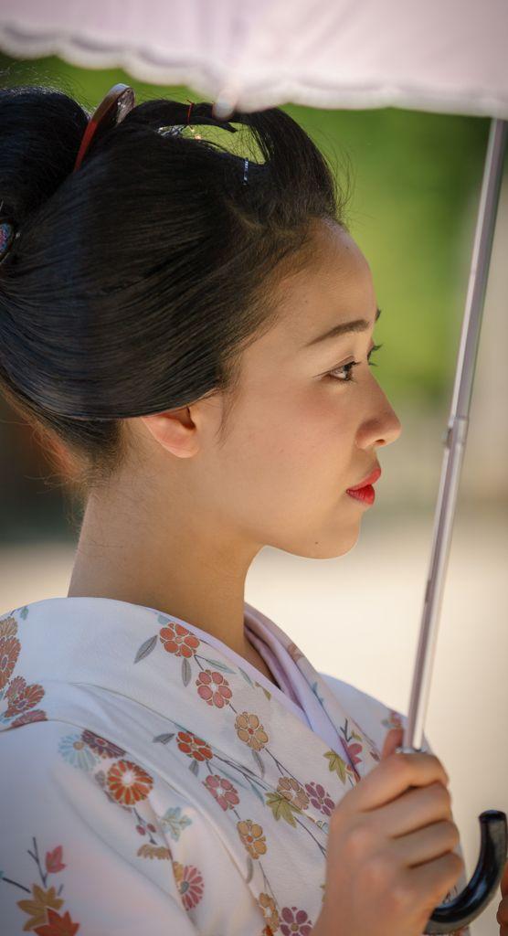 maiko 舞妓 mamefuji まめ藤 祇園甲部 KYOTO JAPAN