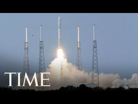 Watch LIVE: SpaceX Launches First Recycled Rocket | TIME