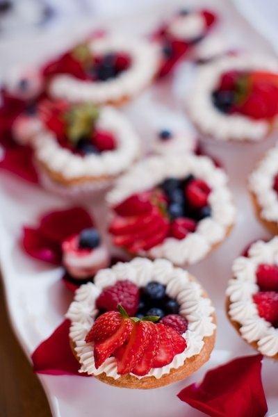 Rustic Red and Blue Inspiration Wedding Inspiration Boards Photos on WeddingWire