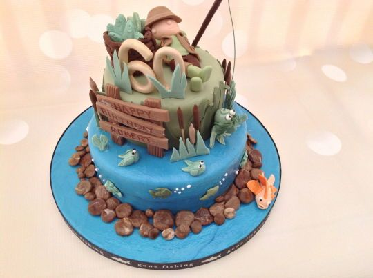 fisherman cakes - Google Search