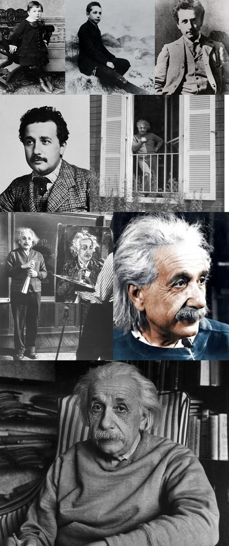 """Two things are infinite: the universe and human stupidity; and I'm not sure about the the universe."" -Albert Einstein"