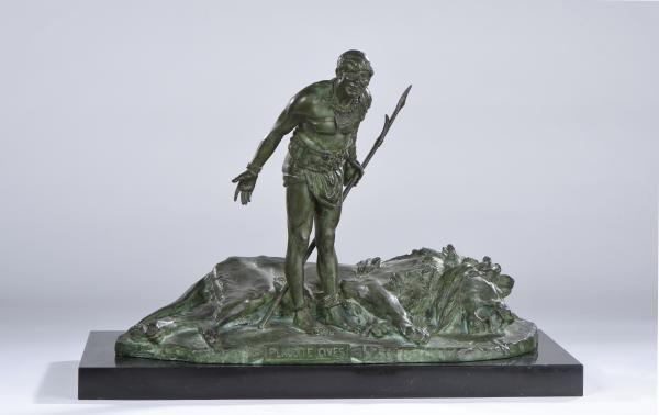 Estimation gratuite et expertise d'une sculpture en bronze, marbre, bois | Authenticité
