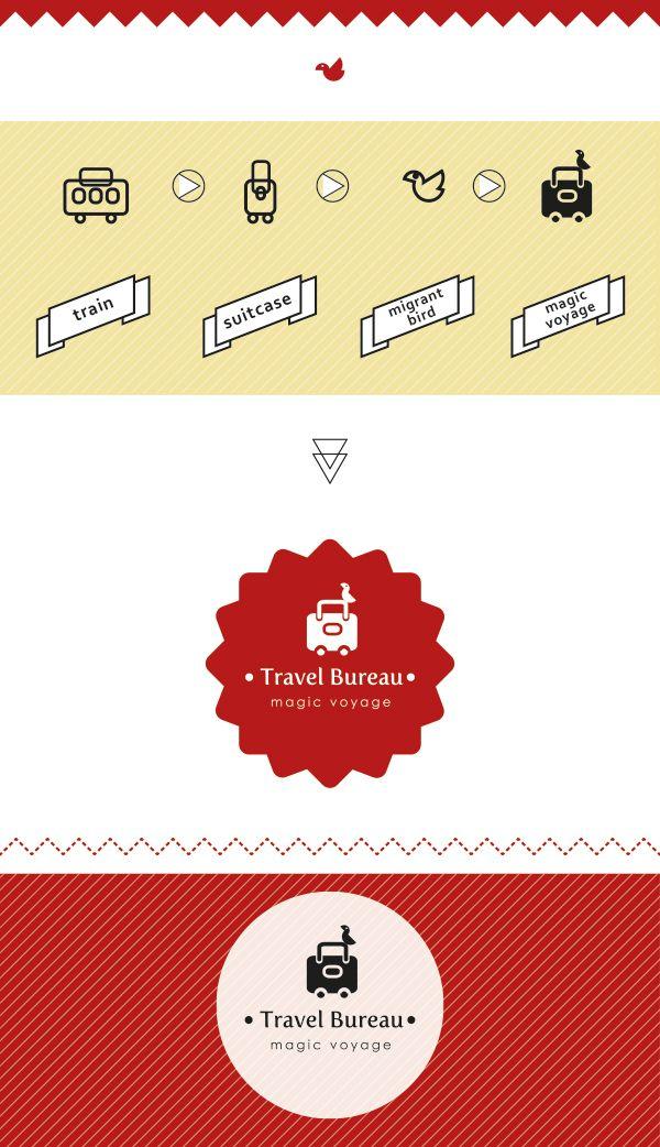 Tourist Agency Branding | Serifs & Sans