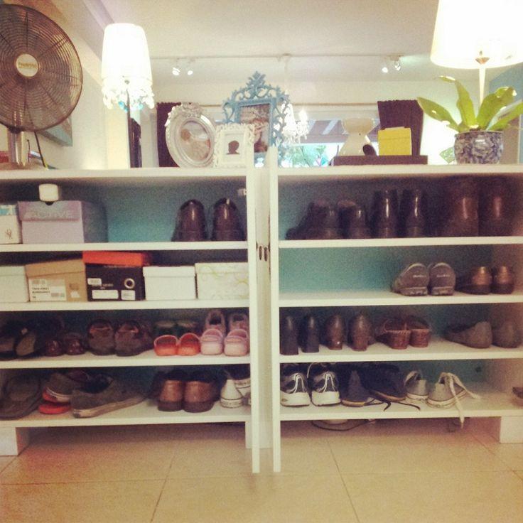 Faktum Chinese Styled Shoe Cabinet