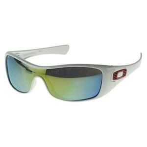 Oakley Antix Sunglasses White Frame Colored Lens For Sale Outlet : Cheap Oakley Sunglasses$18.91