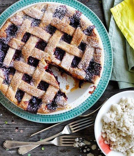 Sweet pie recipes :: Gourmet Traveller Magazine Mobile