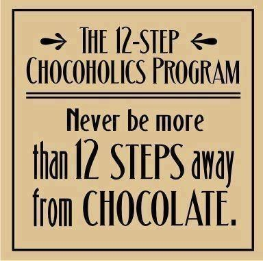 Never be more than 12 steps away from DAVIS CHOCOLATE. Order online at: www.davischocolate.com