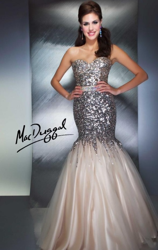Prom dress style 6425