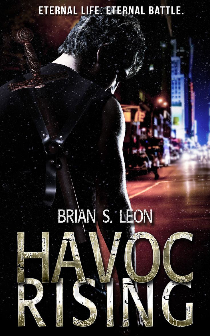 Havoc Rising Cover Reveal