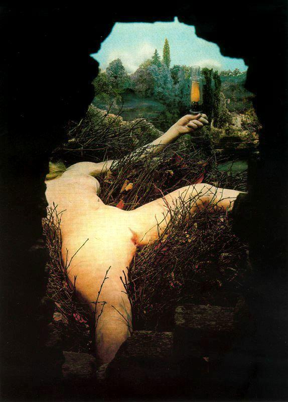 Marcel Duchamp, 1915-23  -  La novia desnudada por su solteros, o El gran vidrio,