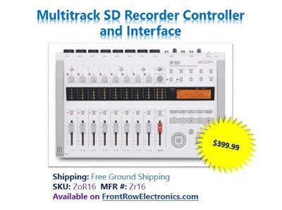 Looking For DJ Gear Equipments And Pro Audio Gear? Buy Online - Front Row Electronics