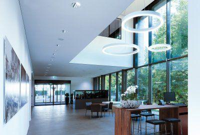 lightnet architectural lighting raiffeisenbank wohlen. Black Bedroom Furniture Sets. Home Design Ideas