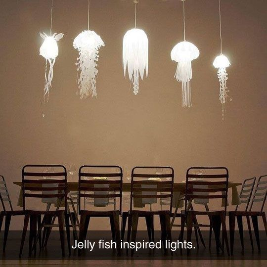 Cool Jellyfish #Lamps.