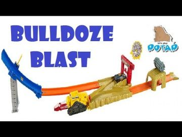 Hot Wheels Track. Best 2016 Toys. Bulldoze Blast. Unboxing. Review. Хот Вилс Трек. Машинки. http://video-kid.com/16047-hot-wheels-track-best-2016-toys-bulldoze-blast-unboxing-review-hot-vils-trek-mashinki.html  Hot Wheels Track. Best 2016 Toys. Bulldoze Blast. Unboxing. Review - is a super cool video, where we will review and do the unboxing of a super cool Hot Wheels Track called Bulldoze Blast!!! This review of Hot Wheels Track is soo cool and the car is driving super fast! Let us know if…