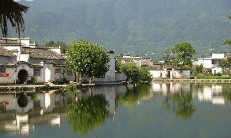 30 plaatsen die u moet zien in China