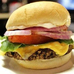 """Homemade Black Bean Veggie Burgers 