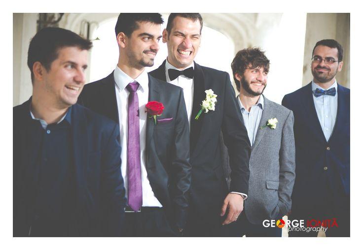 #groom #groomsmen #georgeionita