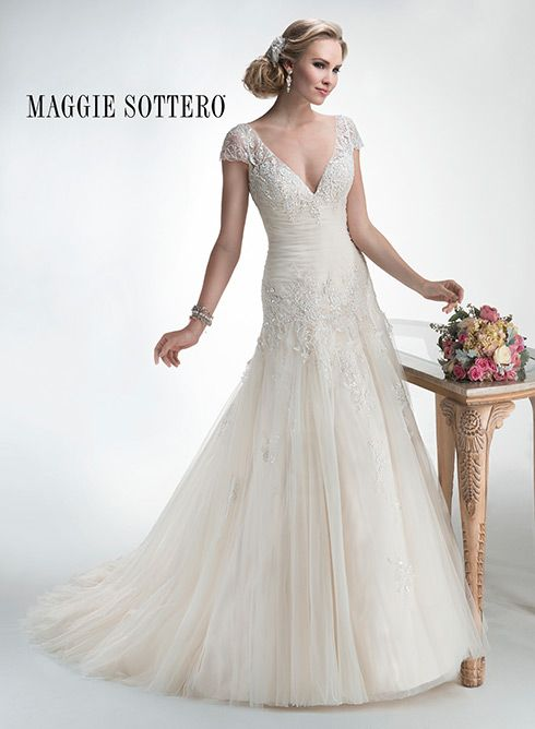 Large View of the Selma Bridal Gown