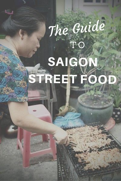 Beautiful photos of street food and descriptions of what you can buy.