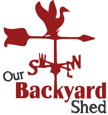 Our Backyard Shed - Calgary woodworking for home and garden.