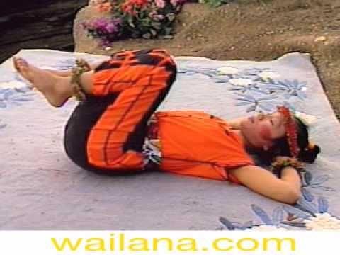 Wai Lana Yoga: Lower Body Rock (+playlist)