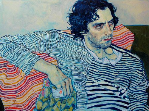 Hope Gangloff. Used to draw for Sweet Action, the first porn mag for hipster women (that I know of).