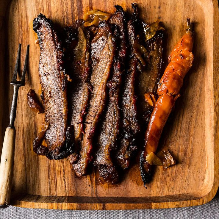 Nach Waxman's Brisket of Beef Recipe on Food52 recipe on Food52